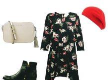 Look del día: vestido de flores
