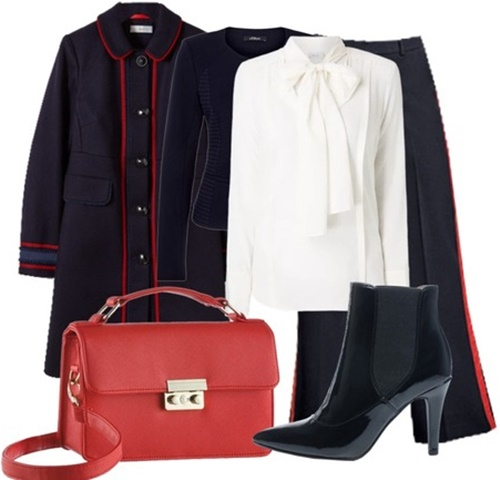 5 Workwear Outfits for Winter