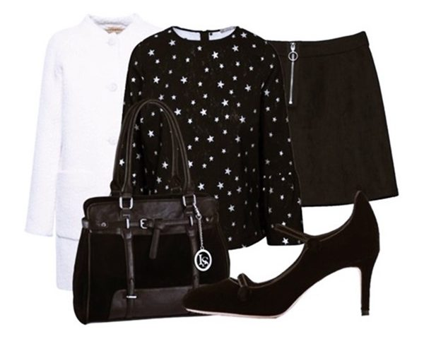 Outfit Of the Day: Star Print