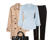 3 Ways to Wear a Trenchcoat
