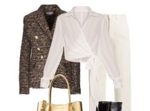 8 Outfits with White Jeans