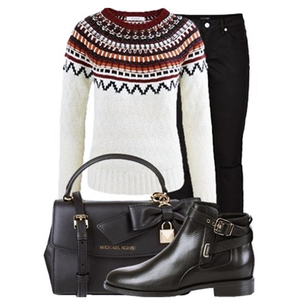 Outfit of the Day: Cozy Pullover