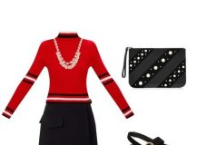 Outfit of the Day: Red sweater