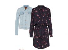 Two Ways to Wear a Shirt Dress
