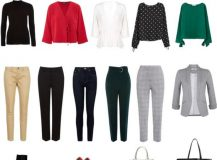 Transitional Workwear Capsule Wardrobe