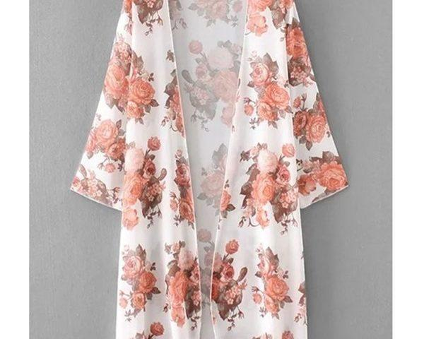Summer Outfits with Kimonos