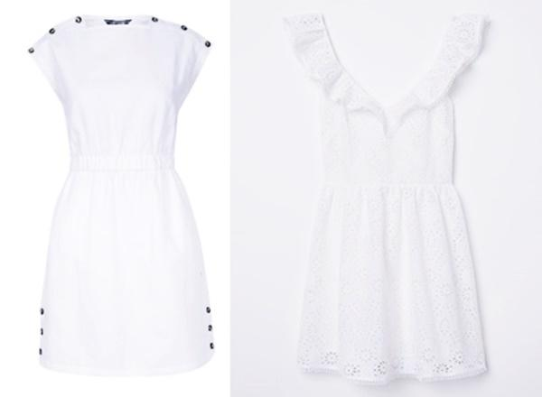 White Dresses for Summer