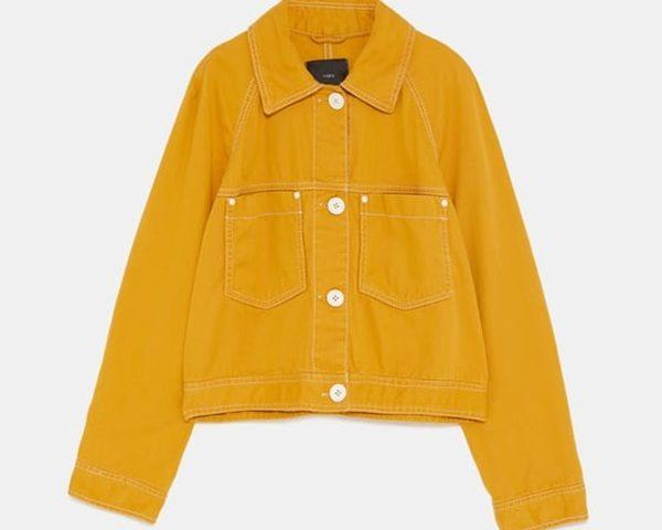 Mustard: a Colour For This Fall. Trends and Outfits