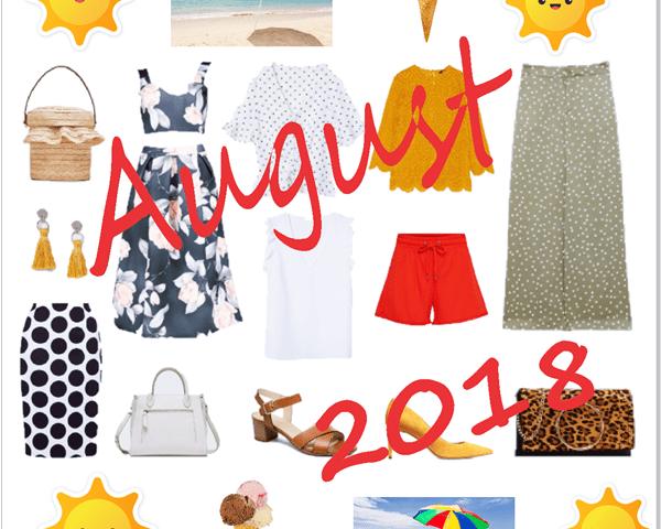 Favoritos de agosto
