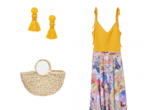 Outfit of the Day: A Colorfull Skirt