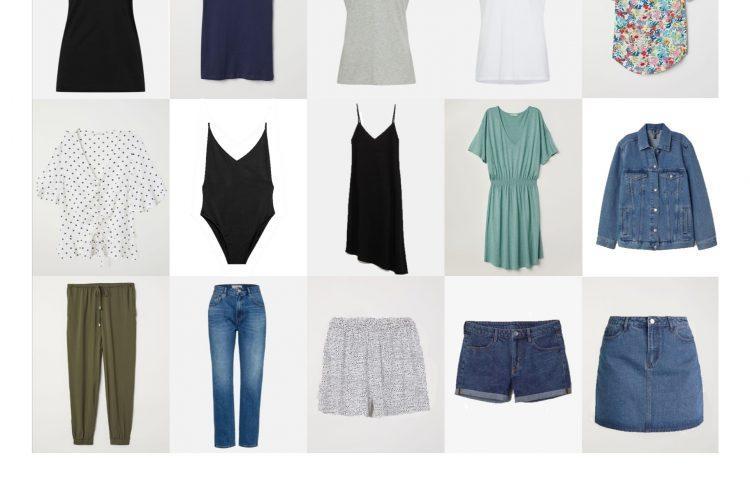Vacaciones de verano: Lista de equipaje y Looks