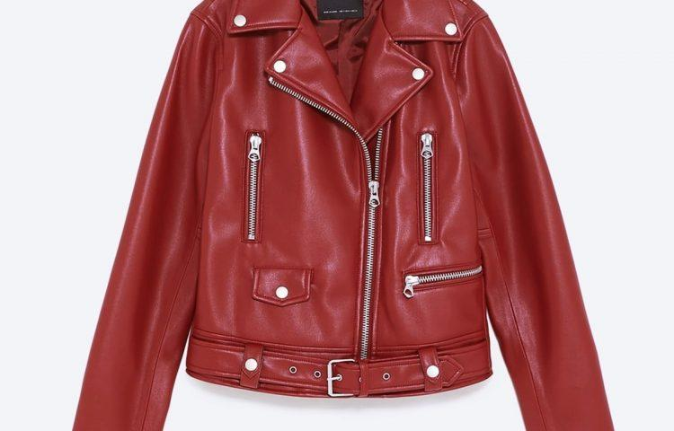 One Biker Jacket, 10 Looks