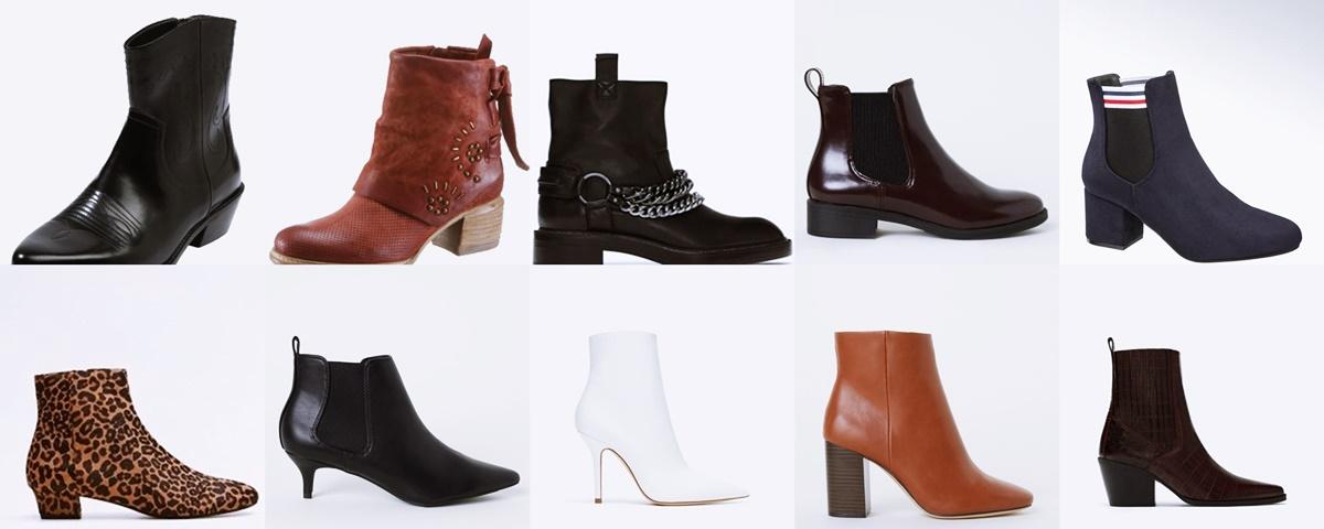 shoes ankle boots 2019