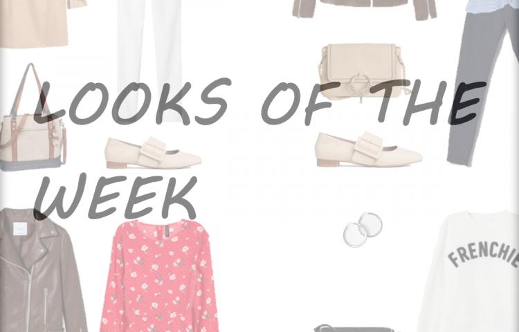 Los Looks de la Semana (8-14 Octubre 2018)