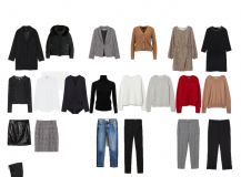 Winter Capsule Wardrobe 2019