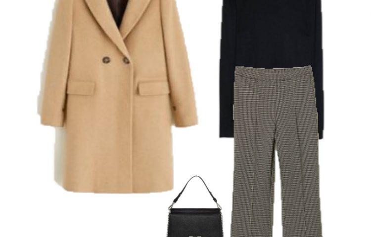 Outfit des Tages: Hahnenzahn-Hose