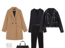 Outfit des Tages: ein mehrschichtiger Look für diesen Winter