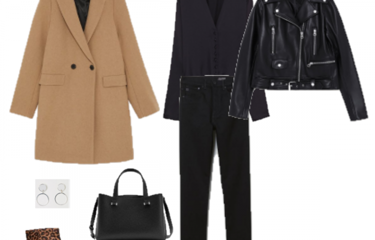 Outfit of the Day: a Layered Look for this Winter