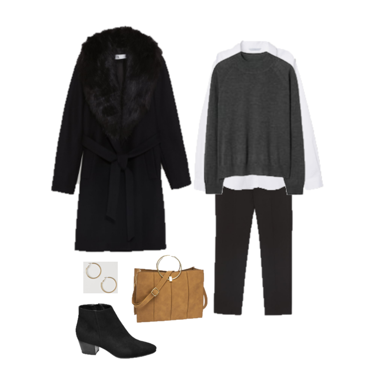Outfit of the Day: a layered Look for the Office