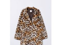 Winter Outfits with a Leopard Print Coat