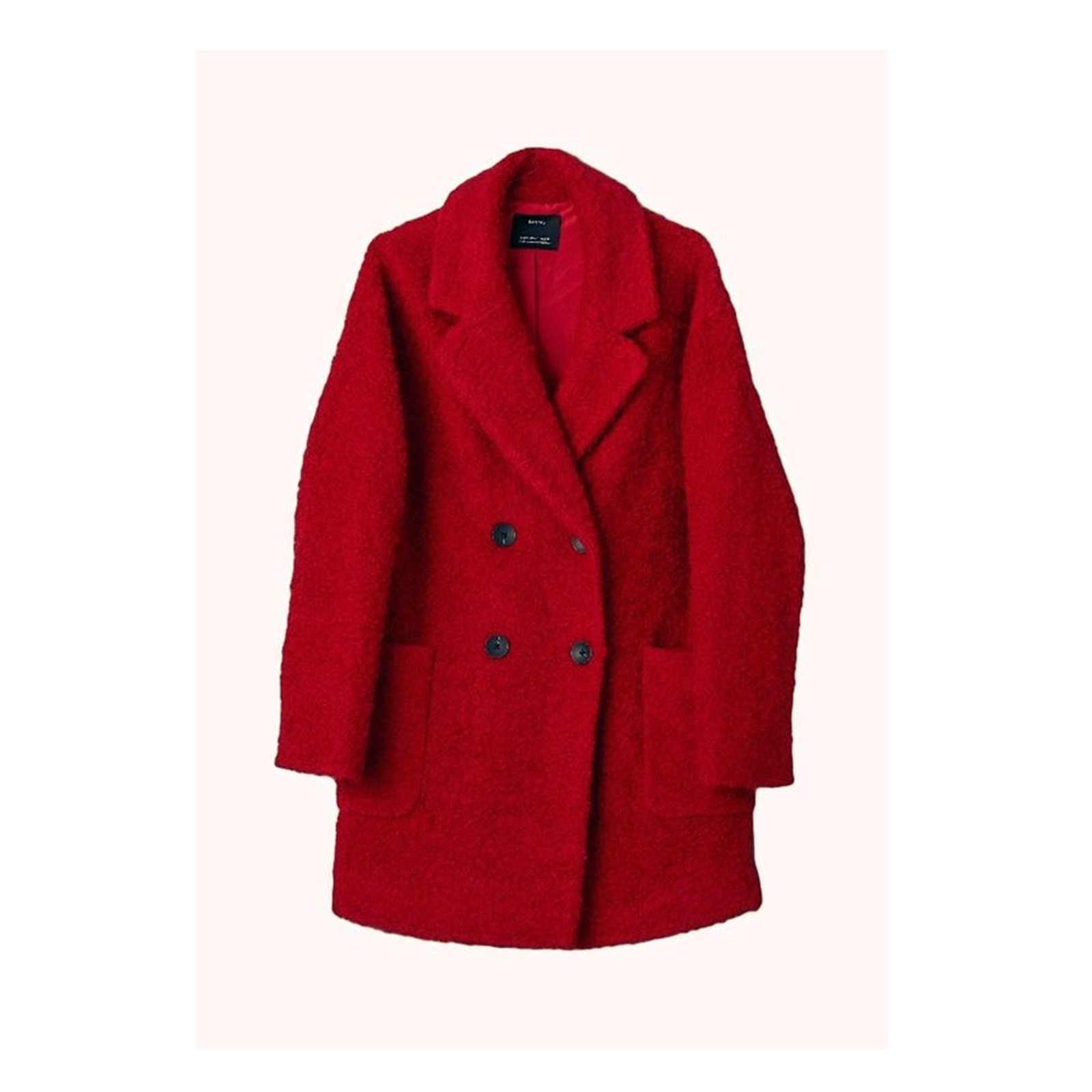 4 Outfits for Valentine's Day with Red Coats