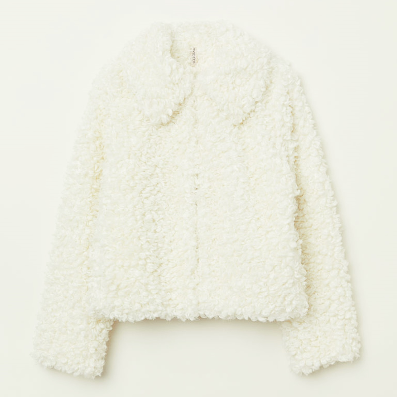 Winter Outfits with a Lamb Fur Jacket