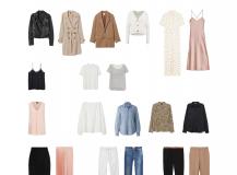Frühlings Capsule Wardrobe 2019