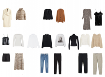 Winter Capsule Wardrobe 2020