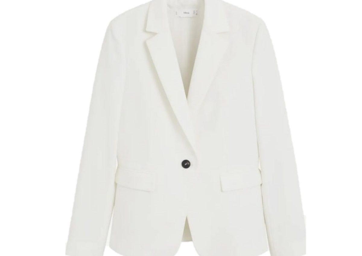 3 Outfits para esta primavera con una americana blanca