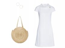 Look del día: el blanco es para el verano