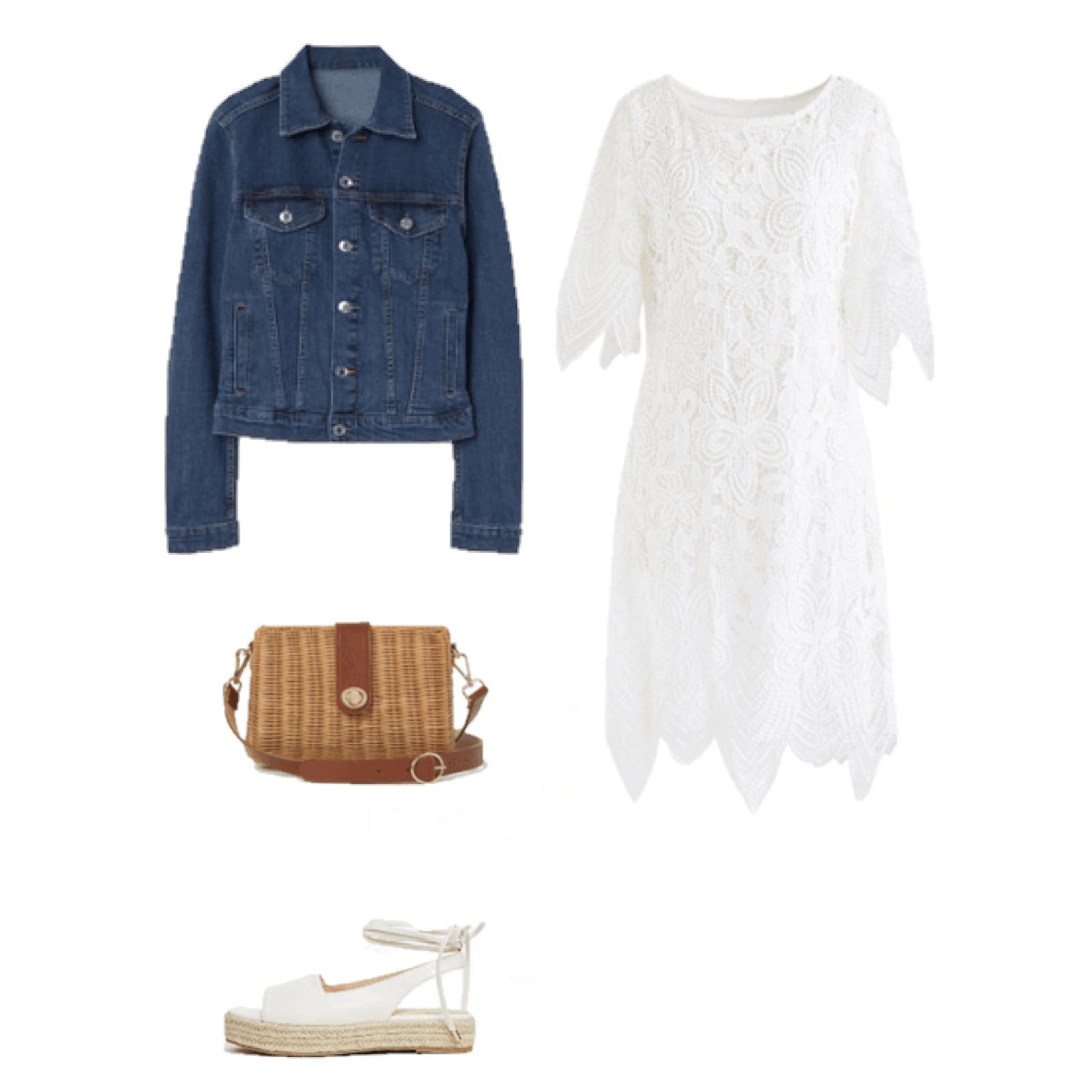 White dresses for Spring and Summer