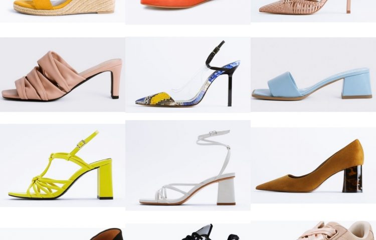 Shoe Trends Summer 2020