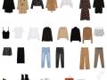 Herbst Capsule Wardrobe 2020