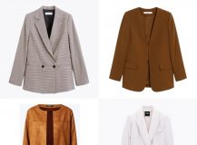 4 Outfits de Otoño con Chaquetas